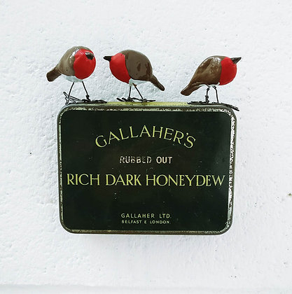 Dew, Honey and Rich! The Gallaher Siblings    SOLD