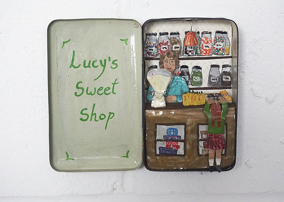 Lucy's Sweet Shop SOLD