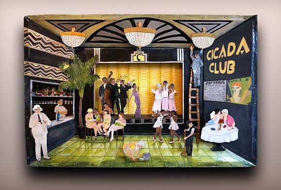 Cicada Club   SOLD