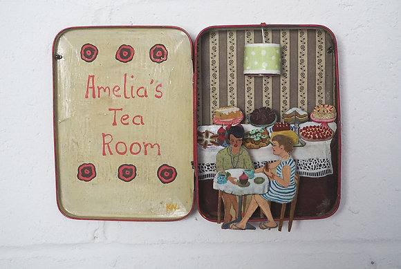 Amelia's Tea Room     SOLD