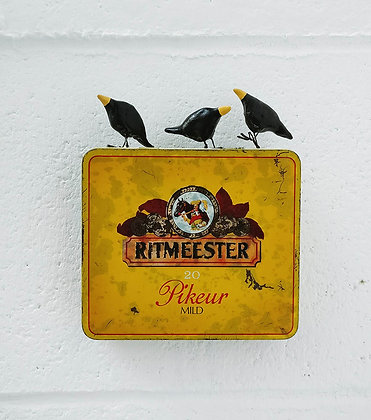 The Three Crows of Ritmeester!  SOLD