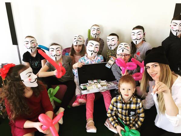 Детские праздники в Коломне