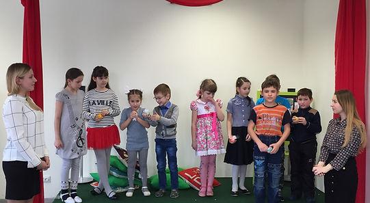 Английский для детей и подростков в Коломне, Где учить английский в Коломне. Детский клуб Абрикос