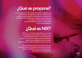 NIX_La noche madrileña_Premisas para la