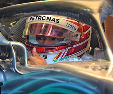 Go Lewis, thumbs up 👍🏻 #germangp #hock