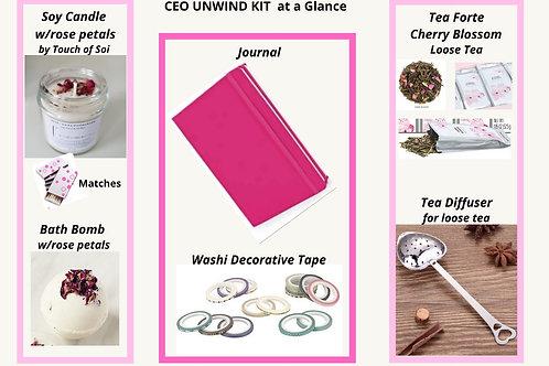 CEO UNWIND KIT customizeable