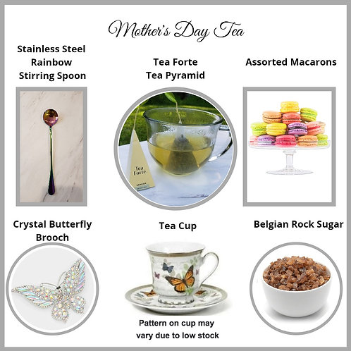 Mother's Day Tea (option 2) PREORDER - ships May 1st