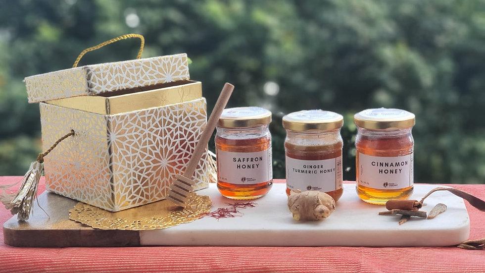 3 Honeys