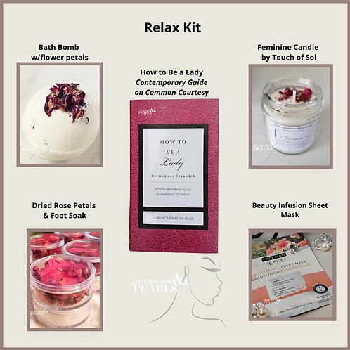 Relax Wellness Kit