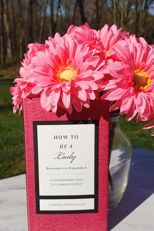 How To Be A Lady Guide To Common Courtesy