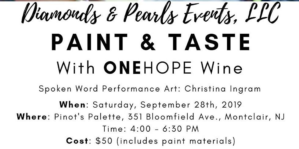 Paint & Taste