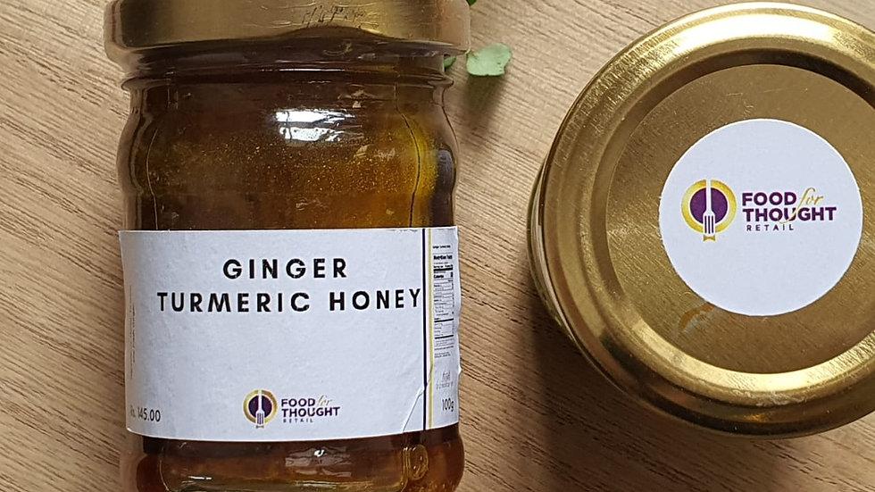 Ginger Turmeric Honey