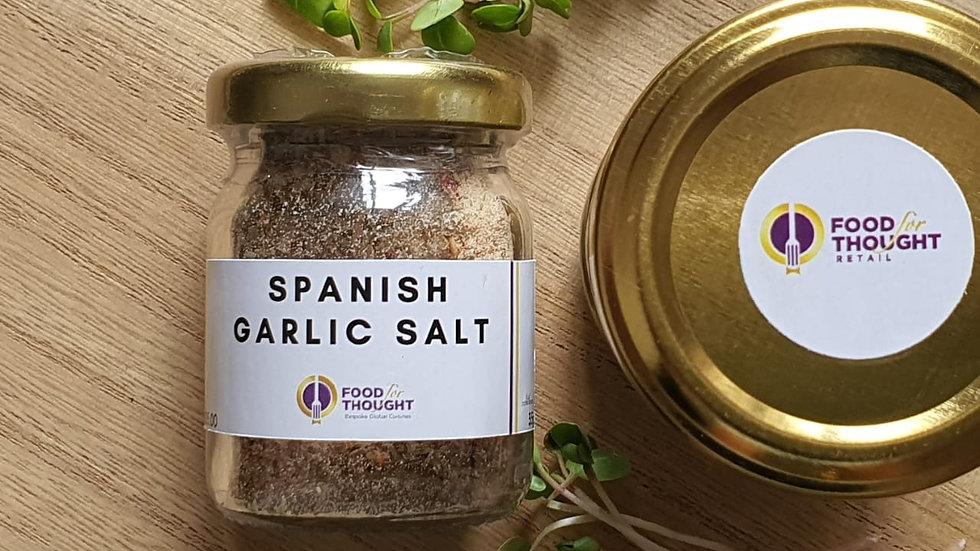 Spanish Garlic Salt