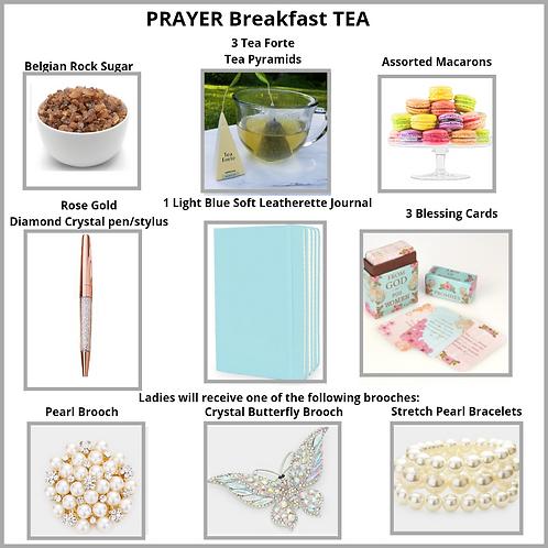 Prayer Breakfast Tea