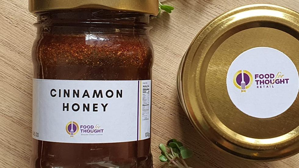 Cinnamon Honey