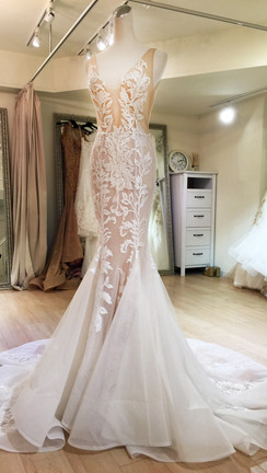 Dress/ JE haute couture