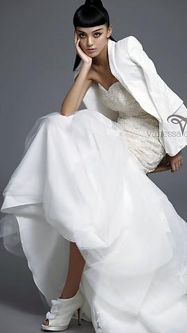 Dress/JE haute couture