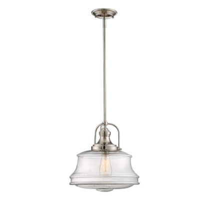 Hughes Pendant - Polished Nickel