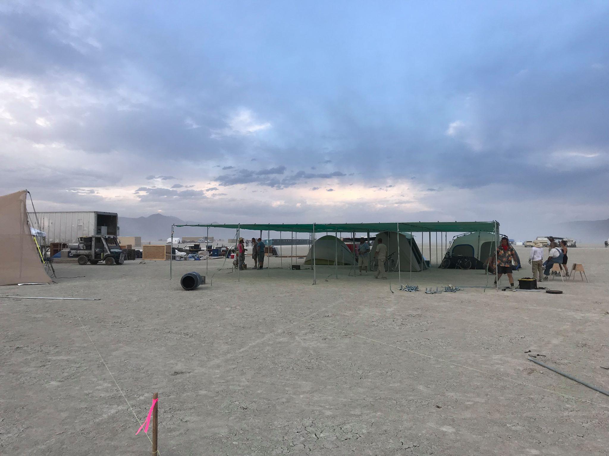 2107 Camp Setup