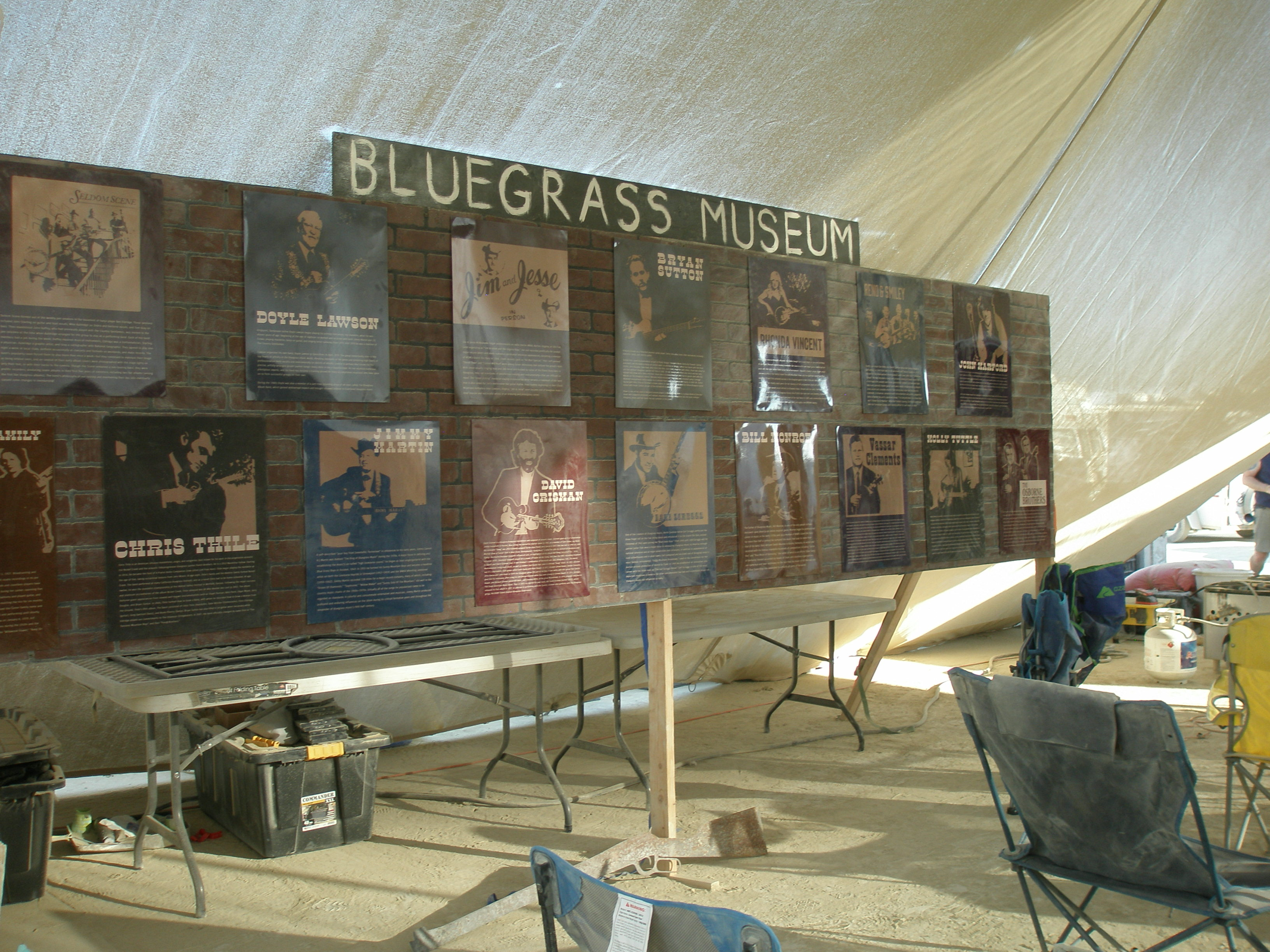 Bluegrass Music Museum 2018