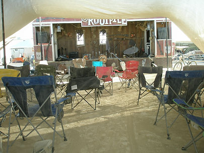 Rootpile Stage
