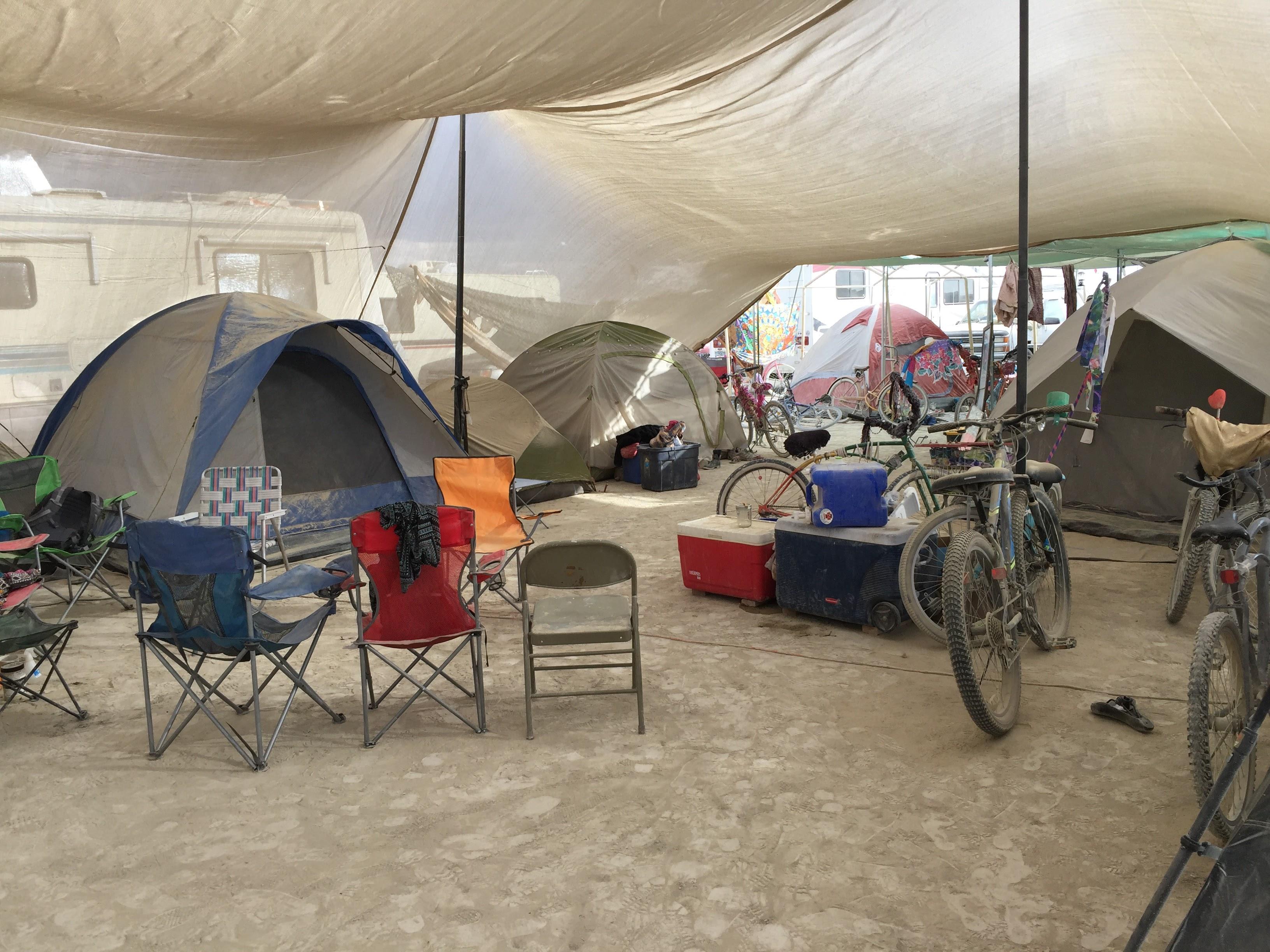 Tent Village