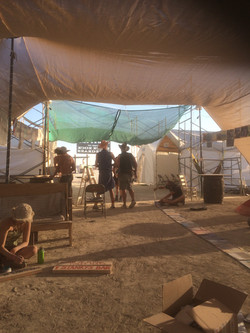 Camp Setup 2016