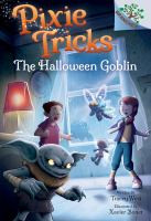 The Halloween goblin by West, Tracey