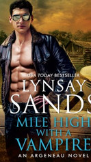 Mile High With a Vampire by Sands, Lynsay