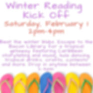 Copy of Copy of Winter Reading Challenge