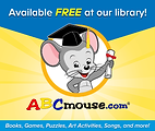 ABC Mouse: only available inside the library