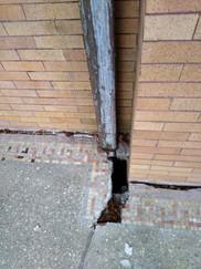 Floor of Porch