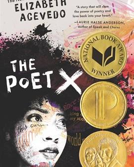 Poet X by by Elizabeth Acevedo