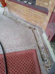 Floor of Porch 4