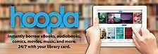 Hoopla: Borrow ebooks, eAudio, music, and movies
