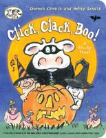 Click, clack, boo! a tricky treat By Cronin, Doreen