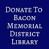 Donate to Bacon Library