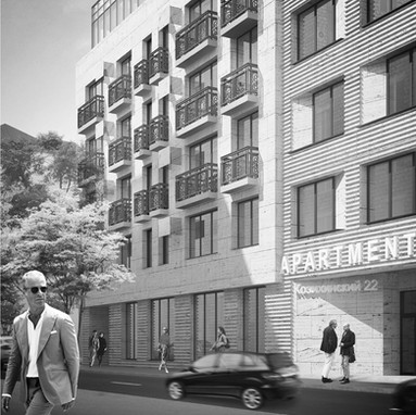 Комплекс апартаментов