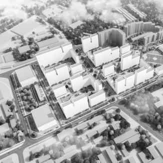 Реновация 29 микрорайона города Мытищи