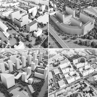 Архитектурно-градостроительные концепции