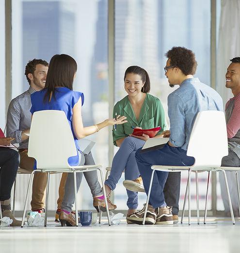 gruppemøde