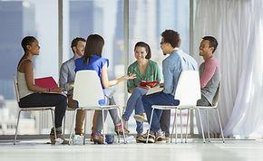 그룹 회의