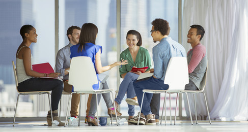 How to create a positive work environment.