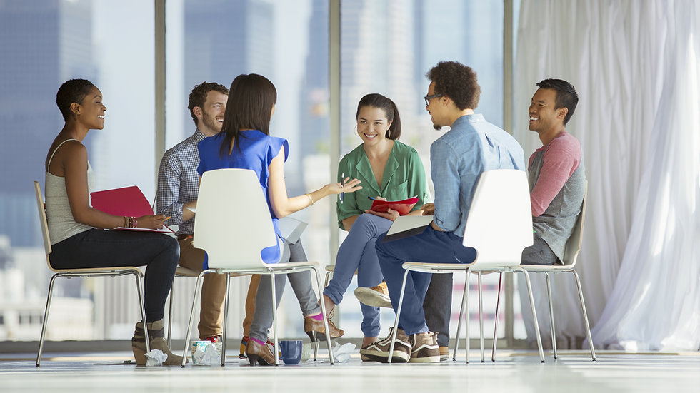 Principles of Group Facilitation - 4 Week eCourse