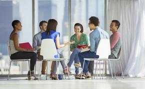 Gruppentreffen Selbsthilfe