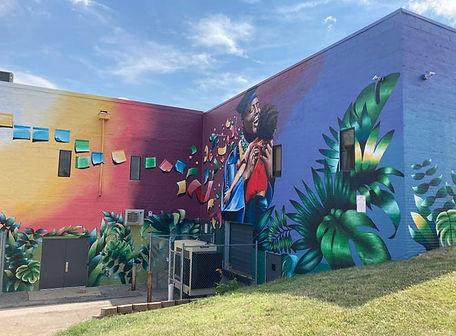 EKD Mural