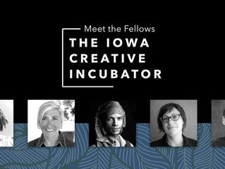 Iowa Creative Incubator Watch Party                         06.22.2021 @ 6 PM CDT