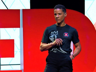 MY FIRST TEDX | THE POWER OF PUBLIC ART