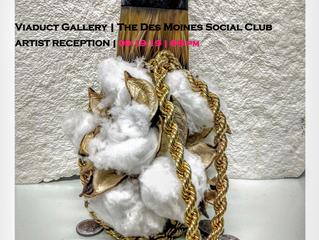 THE COTTON MEMOIRS | Artist Reception