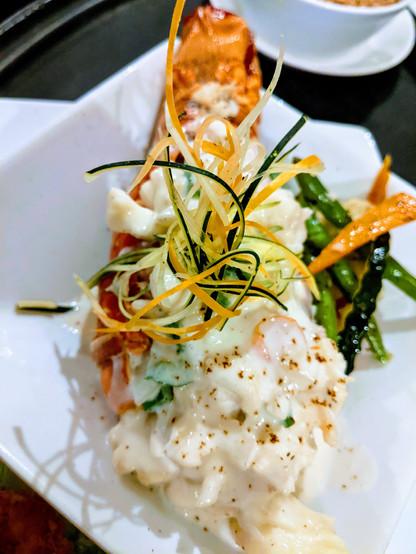 Lobster Run Down